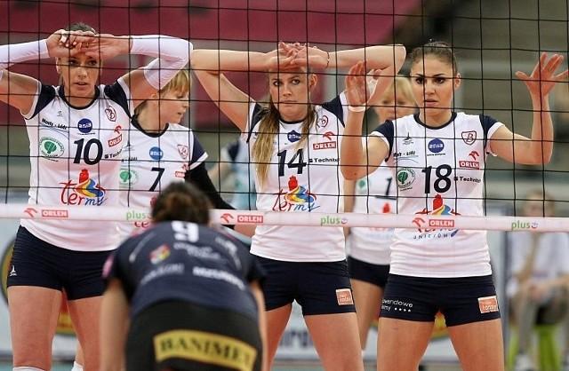 Siatkarkom Budowlanych pozostała już tylko walka o 7. miejsce. Łodzianki nie poprawią więc swojej pozycji z dwóch poprzednich sezonów ekstraklasy.