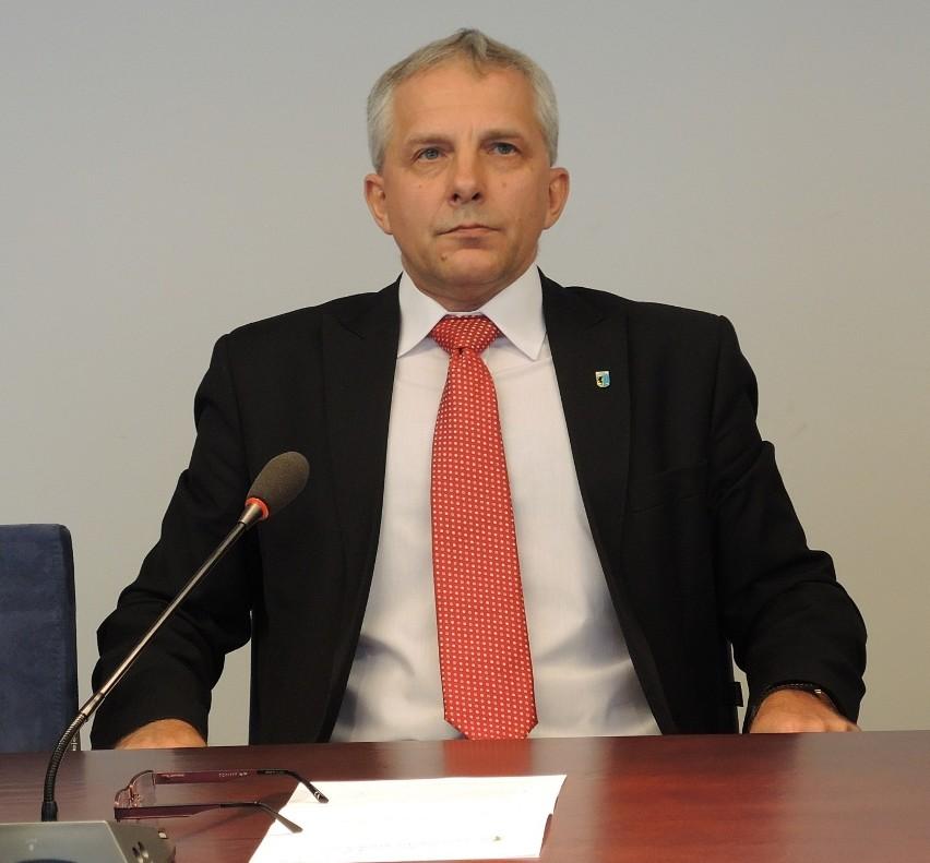 Starosta bytowski Leszek Waszkiewicz