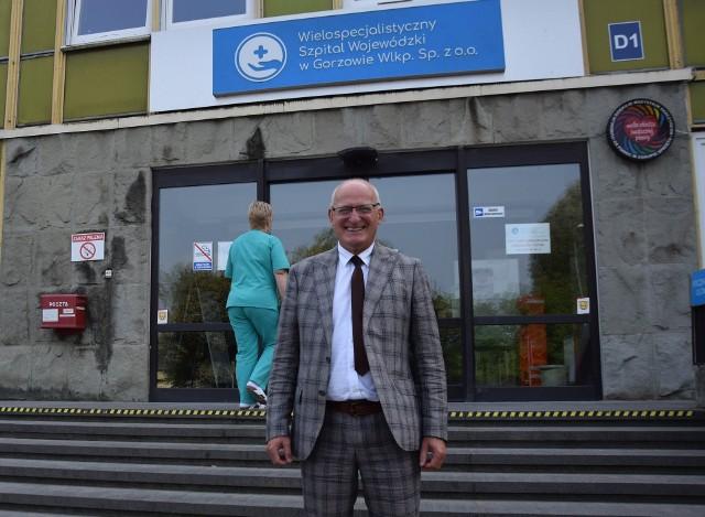 Jacek Kurzępa przeprowadzał kontrolę poselską po głosach środowiska pielęgniarskiego.