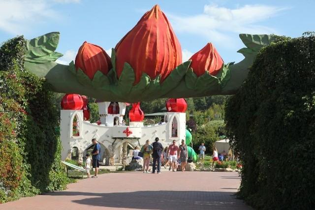 Magiczne Ogrody zapraszają na weekend pełen atrakcji.