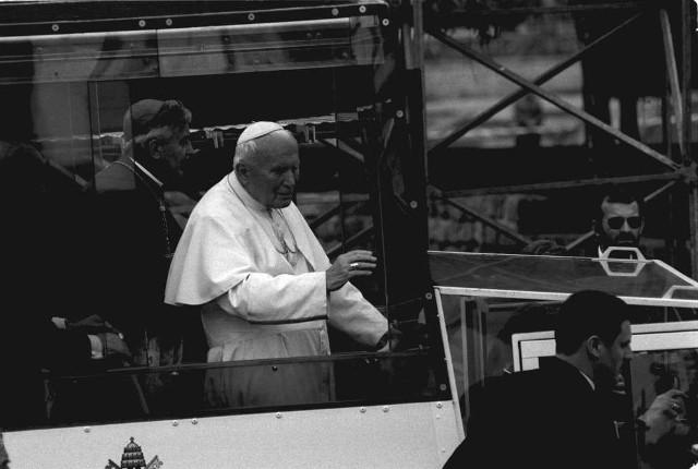 Jan Paweł II w Wielkopolsce. W 1997 roku odwiedził Poznań