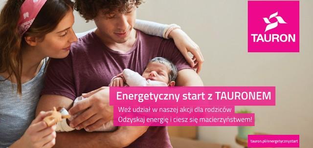 Energetyczny start z TAURONEM