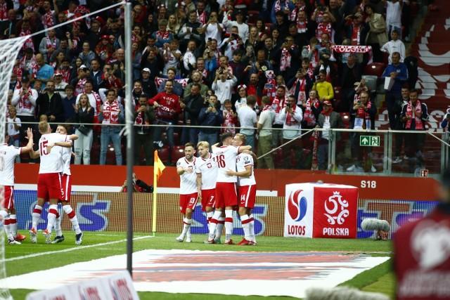 Polska w meczu eliminacyjnym MŚ 2022 pokonała Albanię i było to 18 zwycięstwo biało-czerwonych w 28 meczu na Stadionie Narodowym w Warszawie