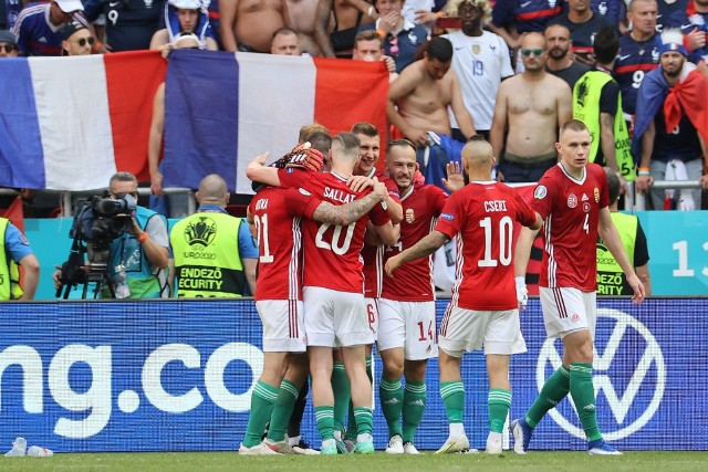 Mistrzowie świata stracili punktu w meczu z Węgrami