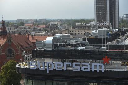 99b1629388 Supersam Katowice SKLEPY  Jakie sklepy w nowym Supersamie   LISTA ...