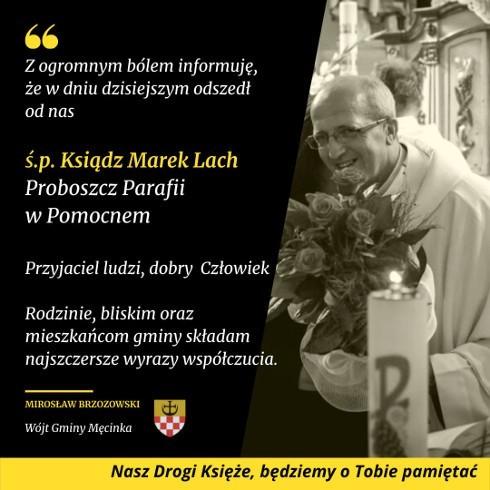 Jak zginął proboszcz parafii we wsi Pomocne na Dolnym Śląsku? Są wyniki sekcji