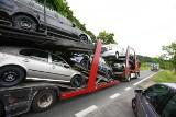 Samochody używane. Import systematycznie rośnie