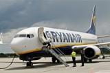 Koronawirus. Uwaga pasażerowie, Ryanair odwołuje loty z Krakowa