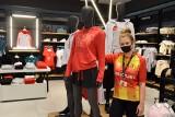 Olimpijska kolekcja sportowa robi furorę w salonie 4F w Galerii Echo w Kielcach [WIDEO, ZDJĘCIA]