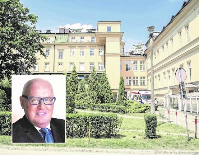 ARM Inwestycje na czele z Janem Pamułą ma się zająć m.in. zagospodarowaniem terenów przy ulicy Kopernika, z których w połowie listopada wyprowadzą się pierwsze kliniki Szpitala Uniwersyteckiego