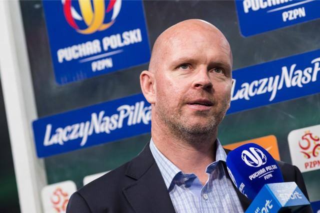 Hennnig Berg, trener Legii