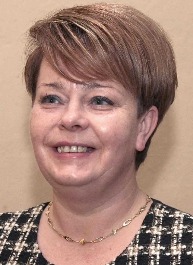 Marzena Makowska, radna PiS.