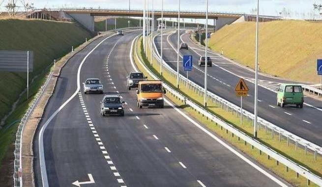 Fragment obwodnicy Słupska. Tak powinna wyglądać cała droga krajowa nr 6.