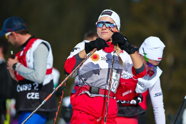 Izabela Marcisz nigdy nie ukrywała, że sprint nie jest jej domeną