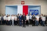 """Dariusz Piontkowski w Łapach: """"Czas wrócić do normalności"""". Ogólnopolska inauguracja roku szkolnego [ZDJĘCIA]"""