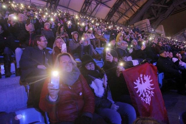 Obchody setnej rocznicy wybuchu Powstania Wielkopolskiego stały się znakomitym pretekstem do zorganizowania koncertu Muzyka Wolności Poznań 2018.