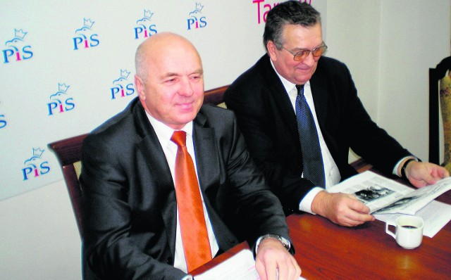 Edward Czesak i Józef Rojek chcą zbadania decyzji prokuratury o odmowie wszczęcia śledztwa