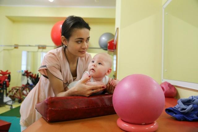 Najmłodsi pacjenci znów mogą się rehabilitować w UDSK