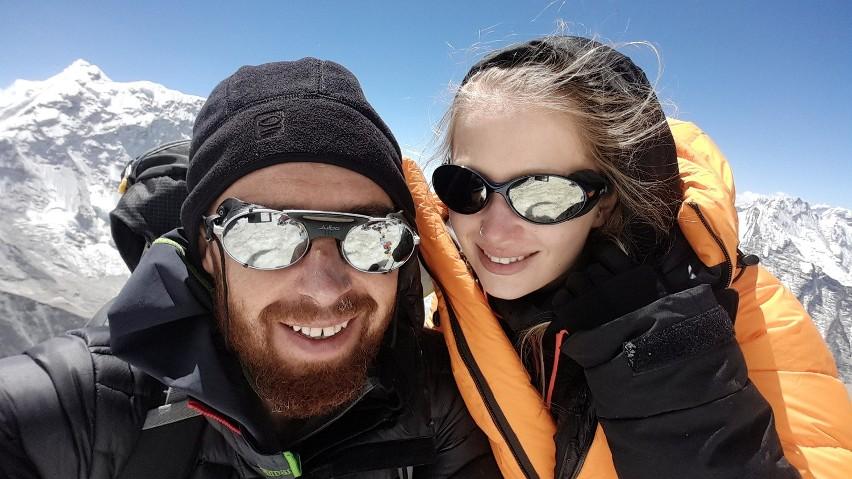Sylwia i Szczepan chcą razem wejść na Mount Everest