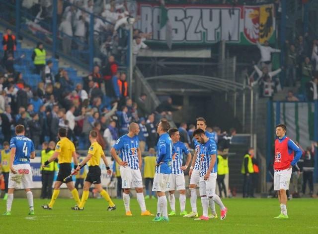 Mecz Lech - Legia za nami. Wynik 1:2