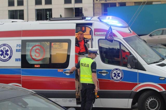 Do tragedii w Bielsku-Białej doszło przy ul. Relaksowej w bloku