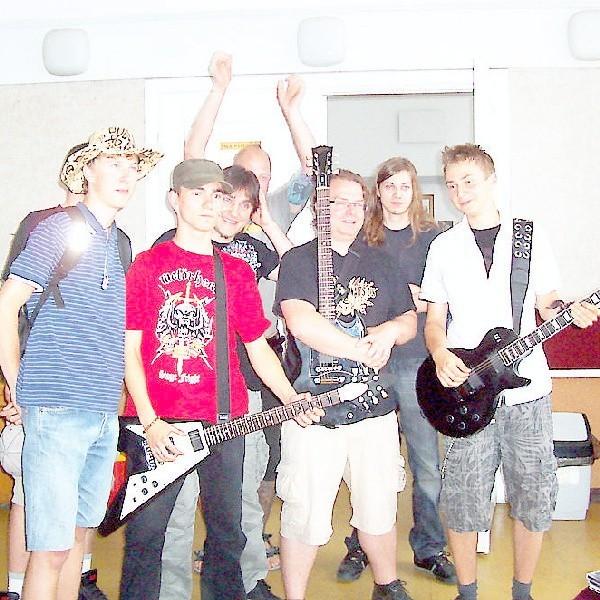 Czy wyrosną z nich gwiazdy rocka?