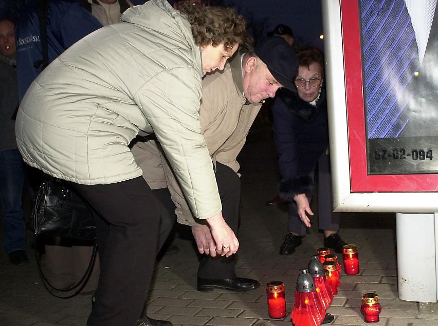 Zapomniane ofiary