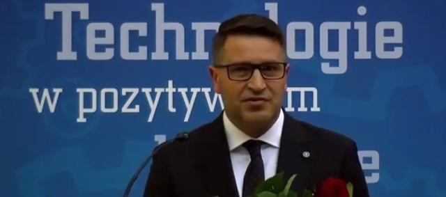 Prof. dr hab. inż. Teofil Jesionowski, rektor Politechniki Poznańskiej na kadencję 2020-2024.