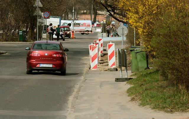 Remont ulicy Sobieskiego w Gdańsku potrwa 5 miesięcy