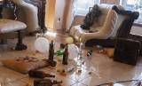 Impreza sylwestrowa w domu: jak po niej posprzątać