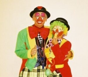 Dzieci będą bawić Ruphert i Rico.