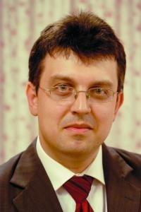Radosław Hancewicz, rzecznik prasowy Izby Skarbowej w Białymstoku