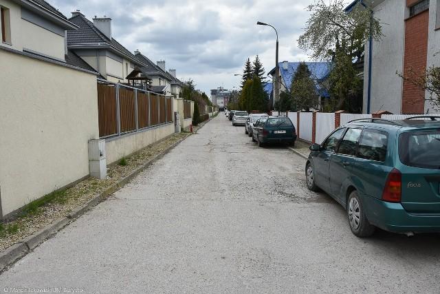 Kolejne drogi osiedlowe w Białymstoku będą przebudowane