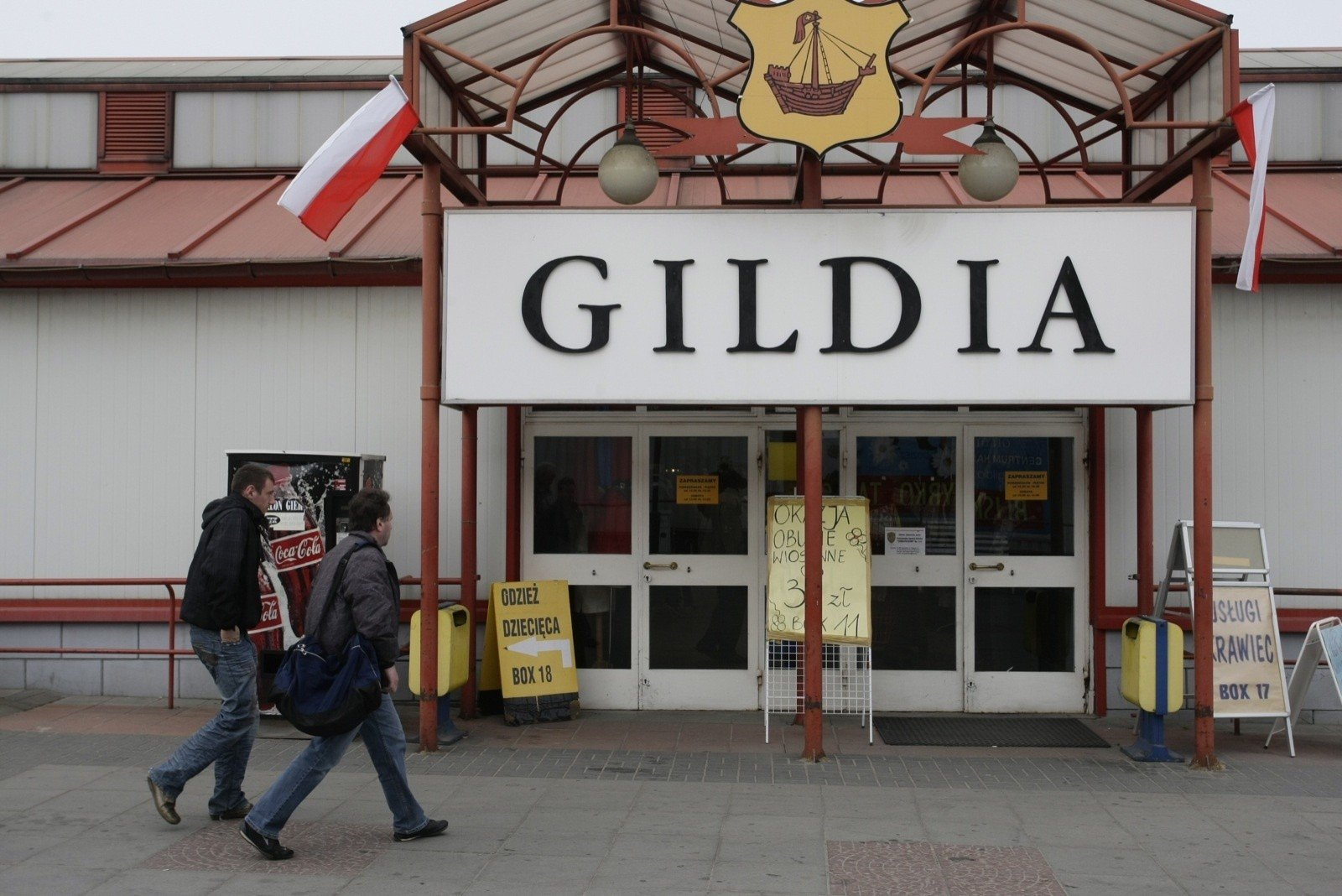 2b977848 Forum Gdańsk otwarte. Pamiętacie Gildię? Zobaczcie, gdzie robiliśmy ...