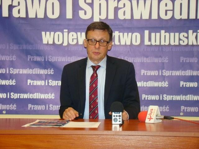 Marek Ast: Program 500+ będzie kosztował budżet 21 mld zł rocznie.