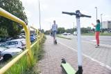 Hulajnoga, piekła nie ma, czyli o elektrycznych jednośladach, które wciąż są zagrożeniem dla pieszych