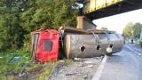 Szadów Księży: Zderzenie dwóch ciężarówek, trzy osoby ranne