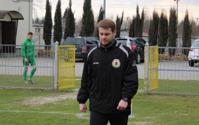 Michał Kachniarz pracował w Boguchwale w sezonie 2019/2020