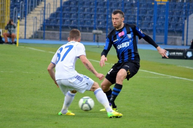 Zawisza Bydgoszcz - Ruch Chorzów 0:3