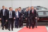 Prezydent Andrzej Duda w poznańskich WZM: Profesjonalizm załogi robi wrażenie