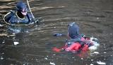 Dzikie. Wędkarz utonął w rzece Supraśl. Topielec był białostoczaninem