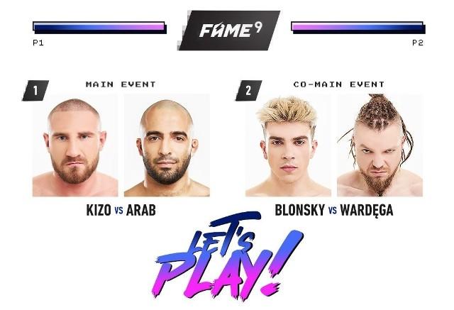 FAME MMA 9 na żywo 6.03