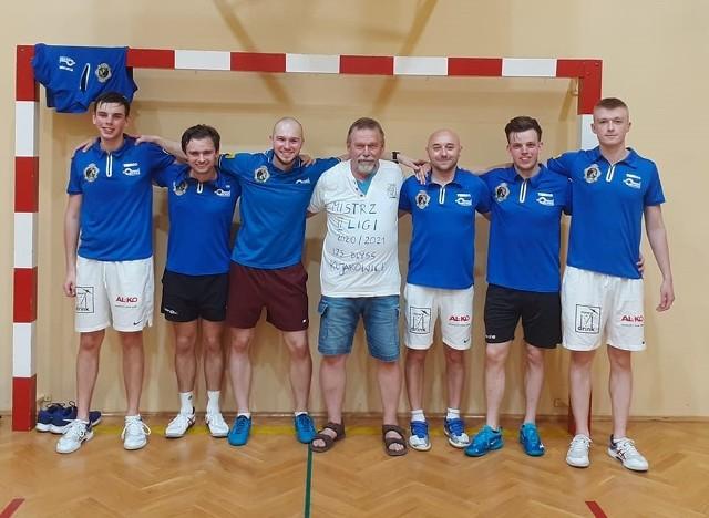 Blyss Kujakowice to mistrzowie 2 ligi śląsko-opolskiej.