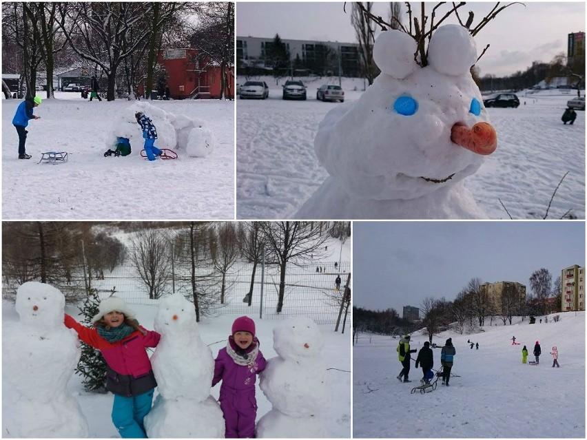 Zima w Lublinie