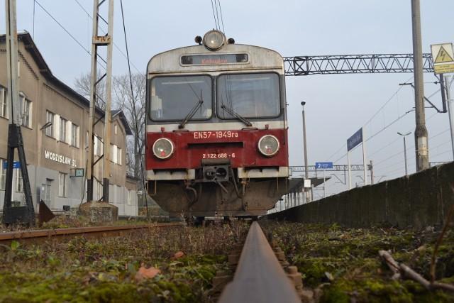 Pociągi nie dojadą do stacji Wodzisław Śląski, bo rozpoczyna się remont peronów