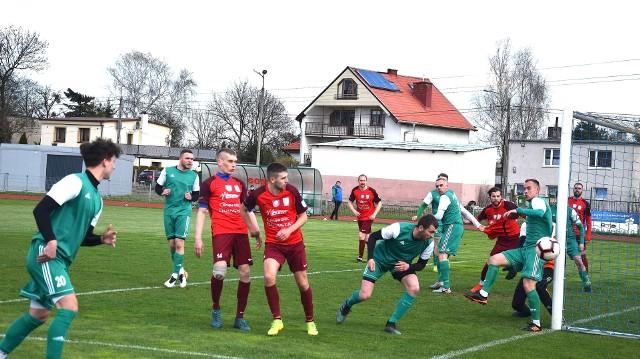 Piłkarze Wierzycy są dodatkowo zmobilizowani w rozgrywkach pucharowych, bo ich finał odbędzie się na stadionie w Pelplinie