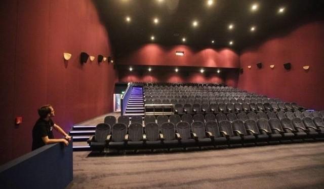 Tak w ostatnich miesiącach wyglądały sale kinowe w Polsce. Od piątku widzowie znów mogą oglądać filmy na dużym ekranie