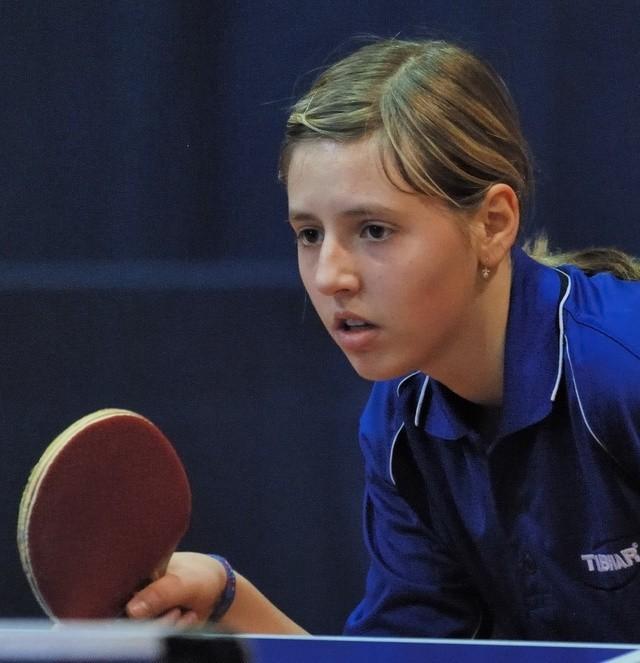 W zwycięskim zespole z Gim. nr 11 grała Martyna Moskwa.
