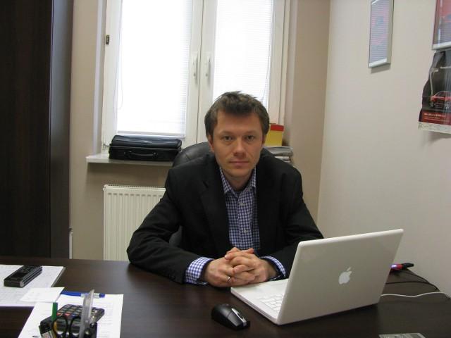 - Dzięki temu, że mamy certyfikat PASE przybywa nam klientów - mówi Wojciech Kuczyński.