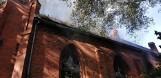 Kościołowi w Opaleniu grozi zawalenie. Stan świątyni pogorszył się po pożarze